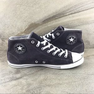 Converse All Stars Suede High Tops Size 11 EUC